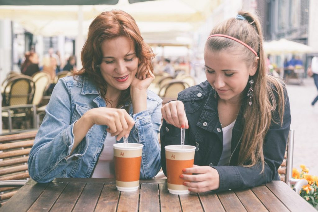 Taste Friendship With The Social Energy Drink