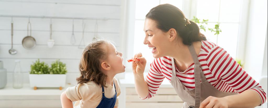 Methods to Help Children Develop Healthy Habits