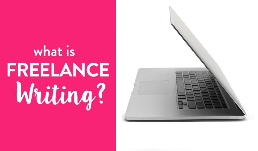 What Freelance Writer