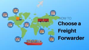Choose a Freight Forward