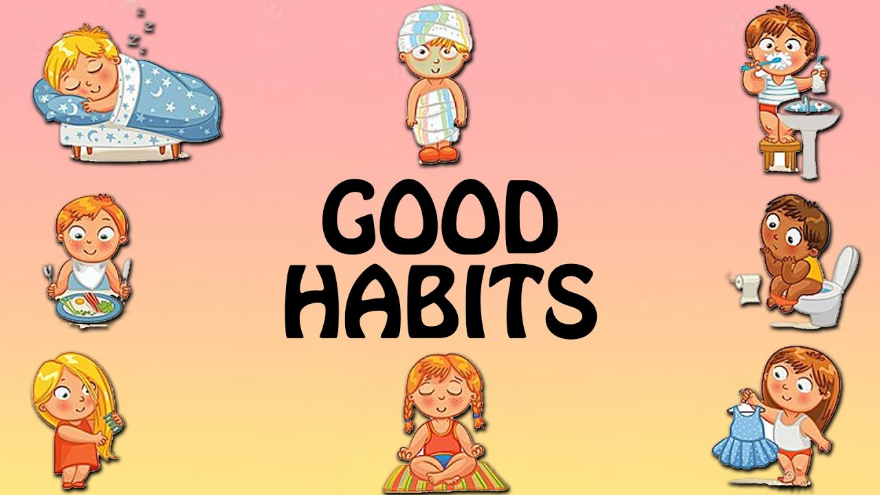 Children Develop Healthy Habits