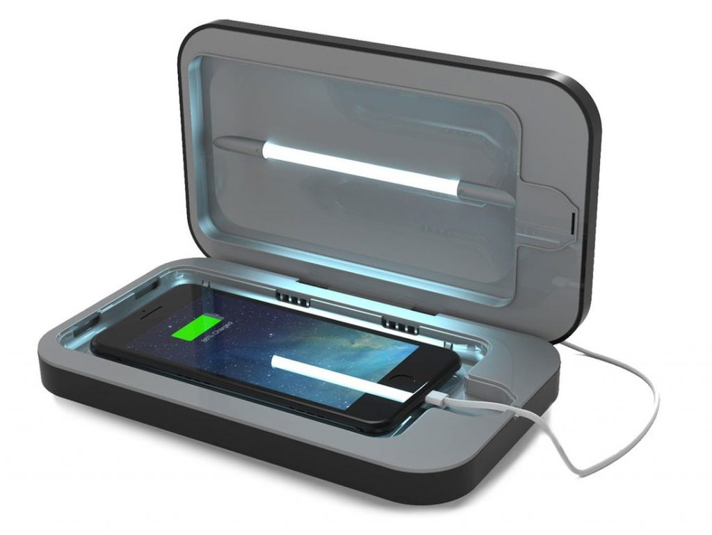UV Light Phone Sanitizers