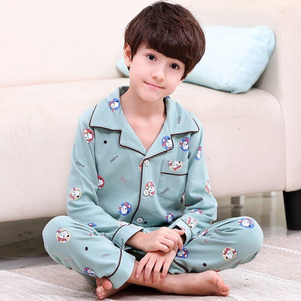 Boys Pajamas Styles