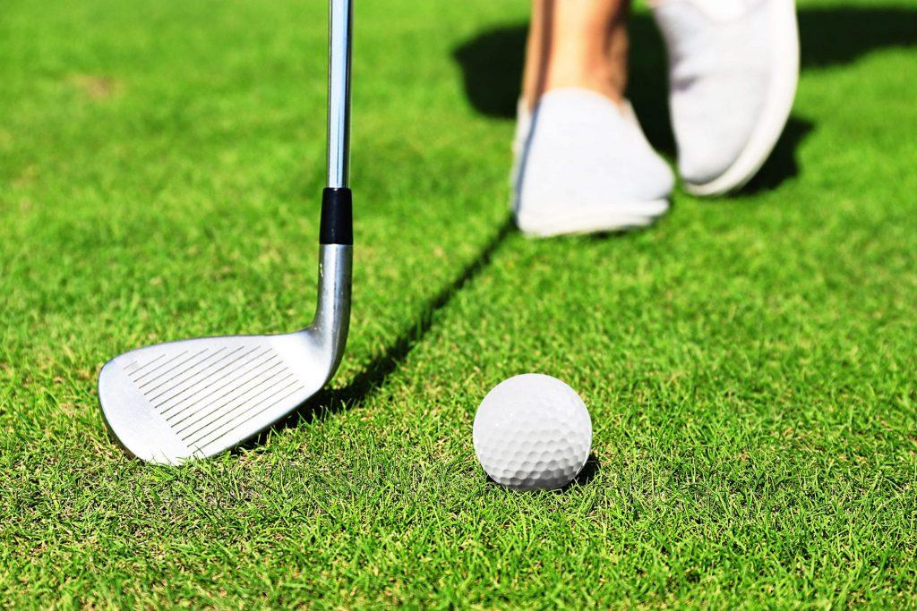 Golf ground