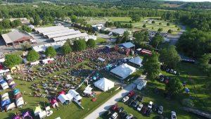 Rock, Ribs & Ridges Festival