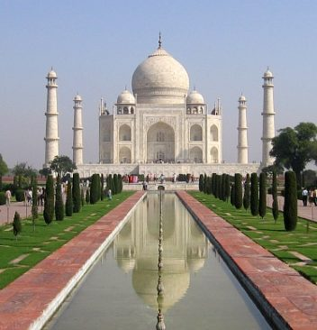 Why visit india-Taj Mahal