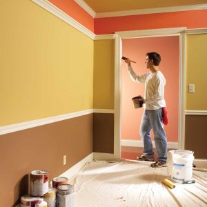The Basics of House Painting